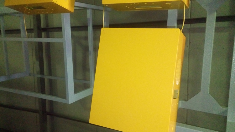 Панель монтажная порошковая окраска