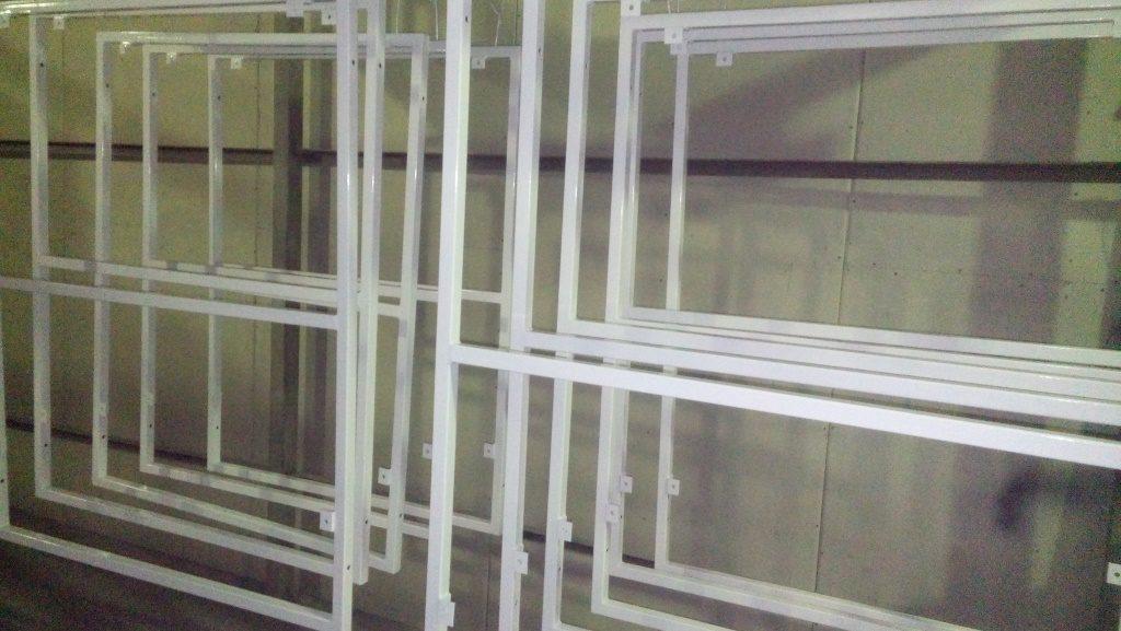 Двухслойное покрытие рамок