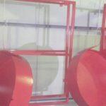 Порошковая окраска крышек для котлов отопления