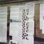 Окраска декоративных элементов светильников и подставок
