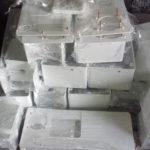 Порошковая окраска оборудования из металла для соляных пещер