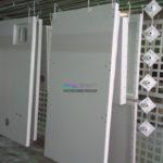 Окраска панелей для термопечи