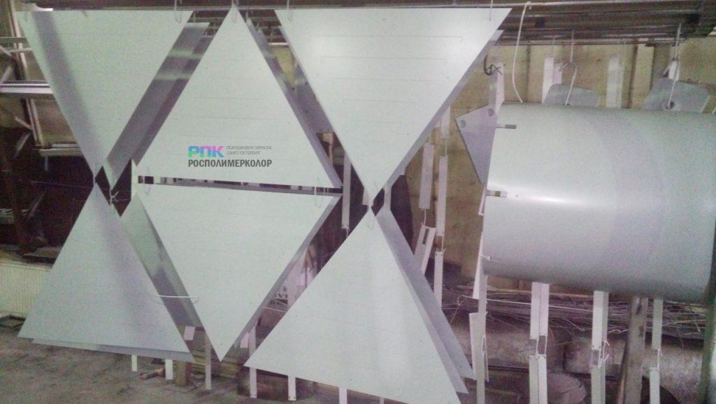 Порошковая покраска вентиляционного оборудования