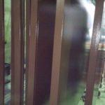 Порошковая окраска металлоконструкций — дверей, ограждений, ступенек, решеток